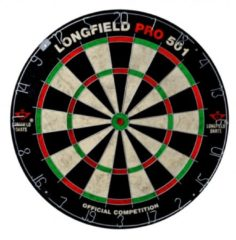 Rode Longfield CHINESE SISAL 'PRO 501' TOURNAMENT DARTBOARD