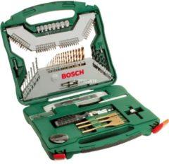 Bosch X-Line Titanium Bohrer- und Schrauber-Set, 100-teilig, Bohrer- & Bit-Satz
