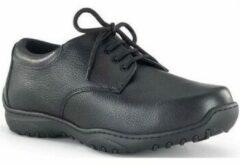 Zwarte Klassieke Schoenen Calzamedi SCHOENEN ORTHOPEDISCHE DIABETISCHE M