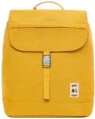 Lefrik Scout Laptop Rugzak - Eco Friendly - Recycled Materiaal - 14 inch - Oker Geel