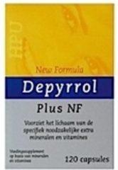 Timm Health Care Depyrrol Plus NF 120 vegicaps
