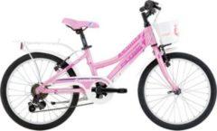 20 Zoll Jugend Fahrrad Ferrini... pink