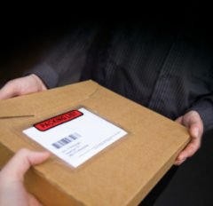 Paklijstenvelop binnenmaat 165x122mm A6 50 micron packinglist 1000 stuks