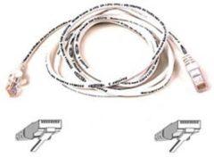 Belkin Cable patch CAT5 RJ45 snagless 0.5mWhite (A3L791B50CM-WHS)
