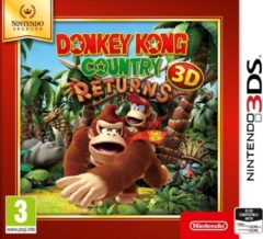 Nintendo Donkey Kong: Country Returns 3D (Selects) 3DS