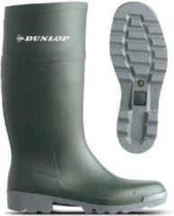 Groene Dunlop Tuinlaarzen MT 45