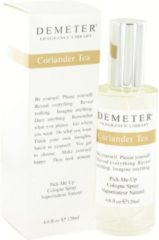 Demeter Coriander Tea Cologne Spray 120 Ml For Women