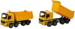 ARO toys Kiepwagen 36 cm geel