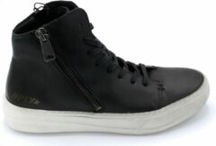 Zwarte Replay Bang Black- Sneakers Heren- Maat 41