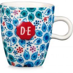 Blauwe Douwe Egberts Dutch Indigo mokje - 15 cl - dutch dots
