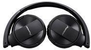 Pioneer multimedia SE-MJ553BT-K Bluetooth-Kopfhörer, schwarz