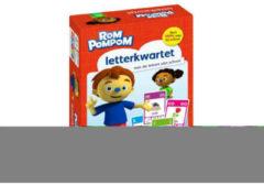 Uitgeverij Zwijsen Rompompom - Rompompom letterkwartet