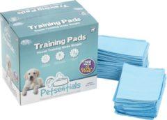 Witte Pet Sentials Petsentials Puppy Training Pads - Zindelijkheidstraining - 105 st - L - 58 x 58 cm