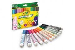 Pennarelli lavabili i profumelli punta maxi Crayola