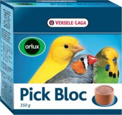 Versele-Laga Orlux Pick Bloc Vogel - Vogelsupplement - 350 g