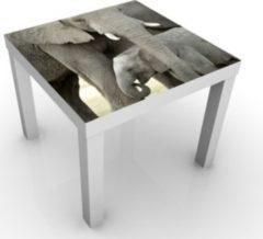 PPS. Imaging Beistelltisch - Elefantenliebe - Tisch Grau