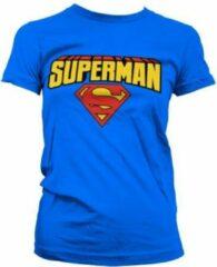 Superman T-shirt dames L
