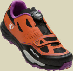Pearl Izumi X-Alp Launch II Women Mountainbike Schuh Damen Größe 43 clementine/purple wine