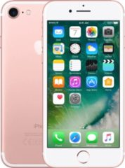 Goudkleurige Apple Refurbished Forza Refurbished Apple iPhone 7 - 32GB - Rosegoud