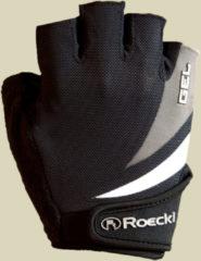 Roeckl Inzago Radhandschuhe unisex Größe 6,5 Black/White