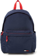 Blauwe Tommy Hilfiger - TJM campus boy backpack - unisex - twilight navy