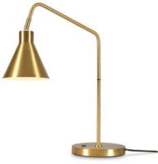 It's about RoMi Tafellamp ijzer Lyon, goud