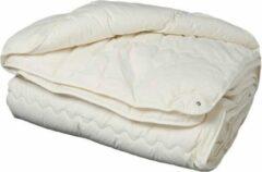 Gebroken-witte Slaap Vaak Luxe Katoenen 4-Seizoenen Dekbed - 100% Katoen - 200x200 cm