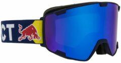 Donkerblauwe Red Bull Spect Eyewear Skibril Park Unisex (003)
