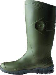 Dunlop PVC Knielaars Dane K680011 groen Groen - Maat 42