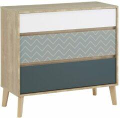 Gamillo Furniture Ladekast Larvik van 86 cm hoog