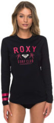Roxy Enjoy Waves L/S Loose Fit - Lycra für Damen - Schwarz