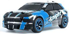 Amewi 22223 Rallye PR-5 1:18 RC modelauto voor beginners Elektro Straatmodel 4WD Incl. accu, oplader en batterijen voor de zender