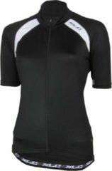 Witte XLC Sport Shirt Korte Mouw Dames Dames Fietsshirt Maat L