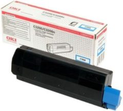 OKI High Capacity Toner Cartridge 3000sh f C3200 blauw (42804539)