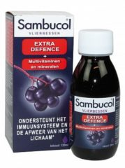 Sambucol Extra defence 120 Milliliter