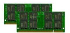 Mushkin SO-DIMM 4 GB DDR2-800 Kit, Arbeitsspeicher