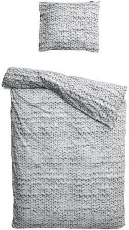Afbeelding van Snurk Beddengoed SNURK Twirre flanel dekbedovertrek - 1-persoons (140x200/220 cm + 1 sloop)