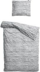 Snurk Beddengoed SNURK Twirre flanel dekbedovertrek - 1-persoons (140x200/220 cm + 1 sloop)