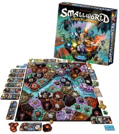 Afbeelding van Asmodee Small World Underground - Bordspel (Engelstalig)