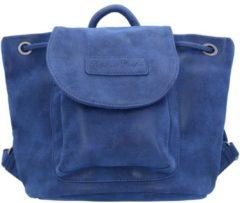 Fritzi aus Preussen Fritzi Aus Preußen 'Maddy Vintage' Rucksack 20 cm blau