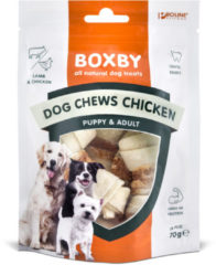 Proline Boxby Dog Chews With Chick - Hondensnacks - Kip Bacon 6 stuks - Hondenvoer