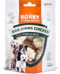 Proline Boxby Dog Chews With Chick - Hondensnacks - Kip Bacon 6 stuks - Hondenvoer