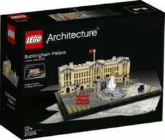 Grijze LEGO Architecture Buckingham Palace - 21029