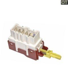 Zanussi Tastenschalter 1-fach für Waschmaschine 615005188