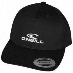 Zwarte O'Neill Flatcap Wave Cap - Black Out - One Size