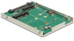 DeLOCK 62786 Intern M.2,mSATA interfacekaart/-adapter
