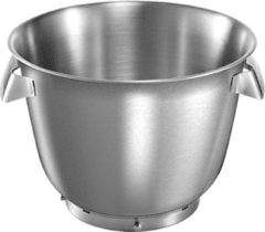 Bosch, Siemens Mengkom RVS voor keukenmachine 17000928, MUZ9ER1