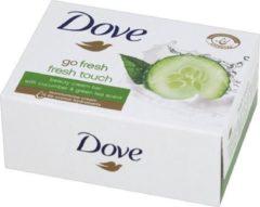 Dove Zeep Go Fresh Fresh Touch Zeeptablet 100gram