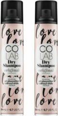 Colab Dry Shampoo Original - 2 pak
