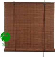 Arzion Bamboe rolgordijn - Bruin 80 x 220 cm